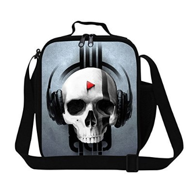 Creativebags Adults Men and Woman Lunch Bag Boxes for Leisure Life Outdoors Sports and School...