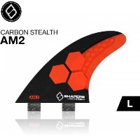 SHAPERS FIN [シェイパーズ フィン] フィン 【AM2 carbon stealth 3FIN】FCSタイプ