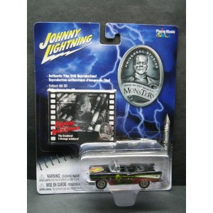 1/64 ジョニーライトニング JOHNNY LIGHTNING MONSTER MOVIES-FRIGHTNING LIGHTNING '57 CHEVY BEL AIR CONVERTIBLE...