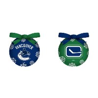 Vancouver Canucks Boxed LEDオーナメントセット