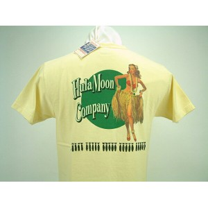 """Buzz Rickson's (バズリクソンズ)S/S T-SHIRTSGIL ELVGREN COLLECTION""""HULA MOON COMPANY""""FIFTH AIR FORCE..."""