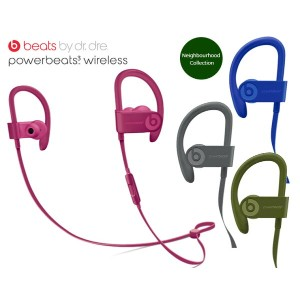 Beats by Dr.Dre ワイアレスイヤホン/Powerbeats3 Wireless Neighbourhood Collection (Bluetooth対応)【国内正規輸入代理店商品】...