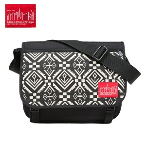 Manhattan Portage マンハッタンポーテージTotem Europa (MD) スーツケースに装着可能With Back Zipper and Compartmentsナイロンメッセンジ...