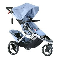 phil&teds Dash buggy Blue Marlフィルアンドテッズ ダッシュ ブルー