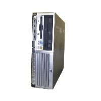 WindowsXP HP Compaq dc7700 【中古】Core2Duo 6700 2.66GHz/4GB/160GB/DVDマルチ