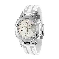 ティソ Tissot 腕時計 メンズ 時計 Tissot T0484171711600 T-Racechronograph Rubber Ladies Watch
