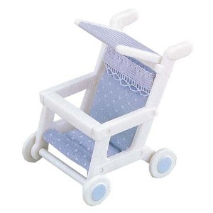 シルバニアファミリー 人形 ベビーカー 206 Sylvanian Families Baby & Child Room stroller over -206