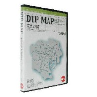 Too DTP MAP 東京23区(対応OS:WIN&MAC) 取り寄せ商品