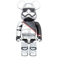 BE@RBRICK CAPTAIN PHASMA(TM) 400% MEDICOM TOY MEDICOM TOY 20th ANNIVERSARY EXHIBITION開催記念商品 新品