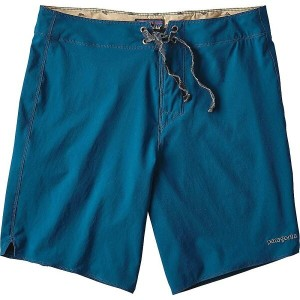 パタゴニア メンズ 水着 海パン【Patagonia Light and Variable 18 Inch Board Short】Big Sur Blue