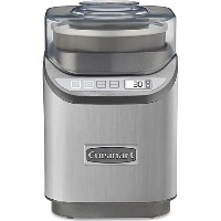 Cuisinart ICE-70 Electronic Ice Cream Maker, Brushed Chrome by Cuisinart [並行輸入品]