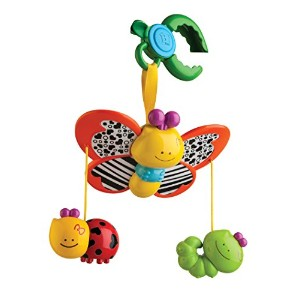 Baby Toys - B Kids - Dingle-Dangle Bug Stroller Clip Games Kids New 004376
