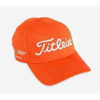 【即納】【あす楽対応】★ボーケイ ツアー キャップ TITLEIST VOKEY COMBINATION TOUR CUBIC MESH CAP ORANGE S/M 38719