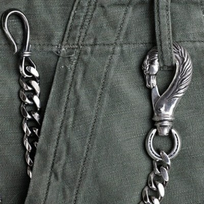 Peanuts&Co. HORSE WALLET CHAIN HORSE×HOOK/Silver