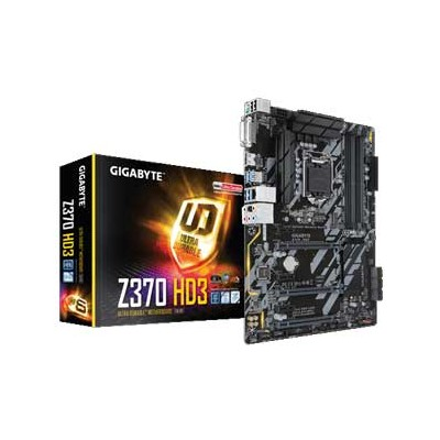 Z370-HD3 GIGABYTE ATX対応マザーボード