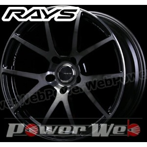 RAYS(レイズ) WALTZ FORGED S5 (ヴァルツ フォージド S5) 18インチ 7.5J PCD:114.3 穴数:5 inset:45 カラー:プレスドブラッククリアー ...
