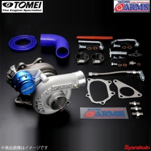 TOMEI ARMS タービンキット M7960 フォレスター SG5 EJ205 東名 パワード