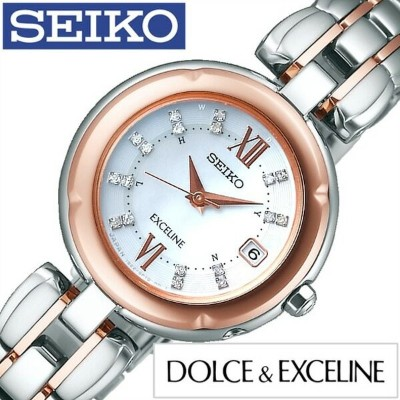 SEIKO 腕時計 セイコー 時計 ドルチェ エクセリーヌ 2017年 限定モデル DOLCE & EXCELINE 2017 CHRISTMAS LIMITED EDITION レディース...