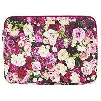 KATE SPADE Laptop Sleeve. Rose Pouch for Laptop 13inch Macbook Pro13 Macbook Air13 マックブックプロ13...