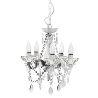 3C4G Mini Chandelier, Clear by 3C4G