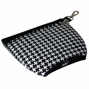 BeeJos Ladies Classic Houndstooth Tee Bag【ゴルフ レディース>ポーチ】