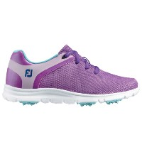 Footjoy Junior Empower Girls Spikeless Shoes【ゴルフ ジュニア>ゴルフシューズ】
