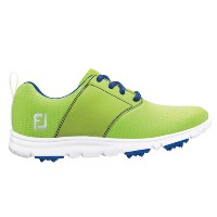 Footjoy Junior Enjoy Girls Spikeless Shoes【ゴルフ ジュニア>ゴルフシューズ】