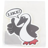 CHUMS(チャムス) ブービーライクステッカー Booby LIKE! Sticker CH62-1117