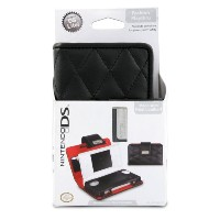 Nintendo DS Lite Quilted Play-thru - Black (輸入版)