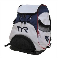 TYR(ティア) プールバッグ ALLIANCE TEAM BACKPACK LATBP-JP WHNV FREE