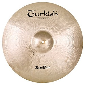 Turkish Cymbals Rock Series 20-inch Rock Beat Heavy Ride * RB-RH20