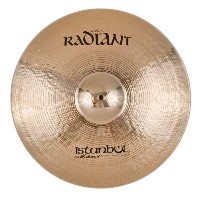 """Istanbul Mehmet Cymbals Modern Series Radiant Thin Ride Cymbals R-RTH (20"""")"""