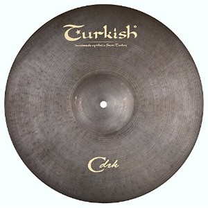 Turkish Cymbals Classic Dark Series 17-inch Classic Dark Crash * CDRK-C17