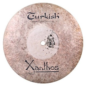 Turkish Cymbals Rock Series 9-inch Xanthos Cast Splash * XC-SP9
