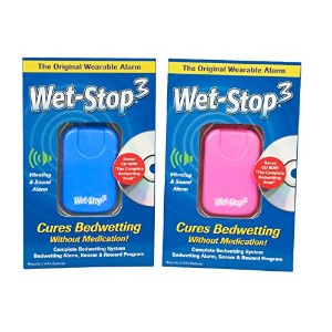 Wet-Stop3 Bedwetting Alarm-Pink