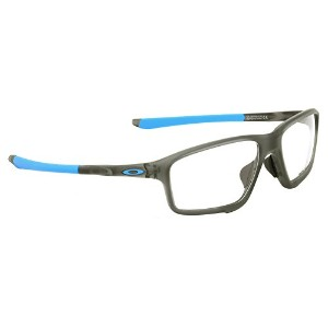 OX8080 0158 サイズ OAKLEY (オークリー) メガネフレーム CROSSLINK ZERO ASIA FIT Satin Grey Smoke CROSSLINKZERO...