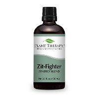 Zit Fighter Synergy Essential Oil Blend. 100 ml. 100% Pure, Therapeutic Grade