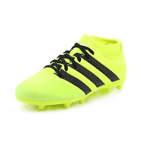 adidas Ace 16.3 Primemesh Junior FG Soccer Cleats(Yellow-Silver) US sizes/サッカースパイク  Ace 16.3...