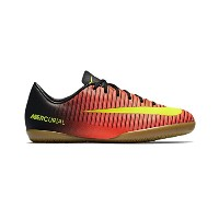 NIKE JUNIOR MERCURIAL VAPOR XI IC/ (Total Crimson/Black/Pink Blast/Volt) /サッカーシューズ マーキュリアル ヴェイパー XI...