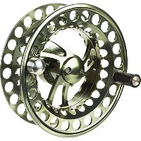 TFO BVK Series Large Arbor Trout Fly Fishing Reel 0 SS (TFR BVK 0 SS M) [並行輸入品]