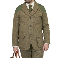 NIGEL CABOURN ナイジェル・ケーボン MALLORY JACKET AUTHENTIC LINE OLIVE