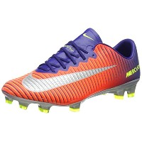Nike Mercurial Vapor XI FG - Deep Royal Blue & Chrome サッカースパイク (US Size - 8)