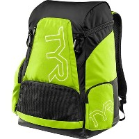 TYR(ティア) プールバッグ ALLIANCE 45L BACKPACK F.YL/BK(730) LATBP45 イエローブラック FREE