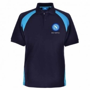 SSC Napoli Leisure Polo Shirt