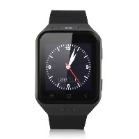 Smart Watch 1.54 Android 4.4 MTK6572 Dual Core Smartwatch 3G Phone Watch With GPS Wifi 2.0M Camera