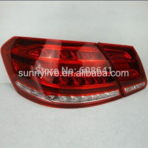 USテールライト[右ハンドル・日本仕様]メルセデスベンツW212テールランプ2010-2013年Red Color v2For For Mercedes-Benz W212 Tail Lamp...