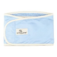 Anna & Eve Swaddle Strap Arms Only Baby Swaddle, Blue, Large by Anna & Eve