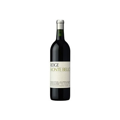 リッジ カリフォルニア・モンテ・ベロ Ridge Monte Bello, United States, Cabernet Sauvignon 75 cl
