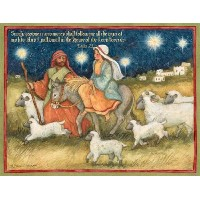 Holy Light Boxed Christmas Cards by Lang