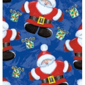Jolly St. Nick Gift Wrap Roll 24 X 15' by Premium Gift Wrap